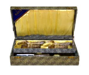 Srebrne cukiernice, wyroby z miedzi, wyroby z moasiądzu, srebrne sztućce, srebrne kielichy - ENTERTEAK Grodzisk Mazowiecki