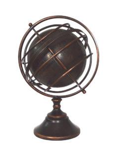 Stylowe dodatki do każdego wnętrza - ENTERTEAK Grodzisk Mazowiecki - globus antyczny